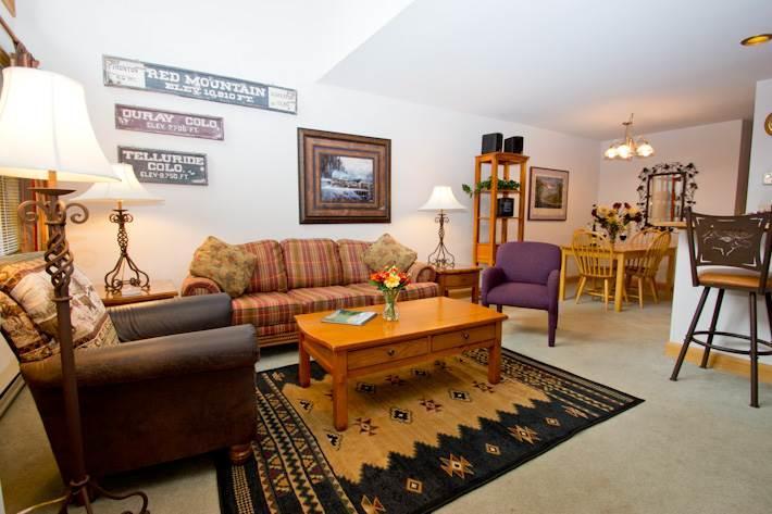 Cimarron Lodge #27 - Image 1 - Telluride - rentals