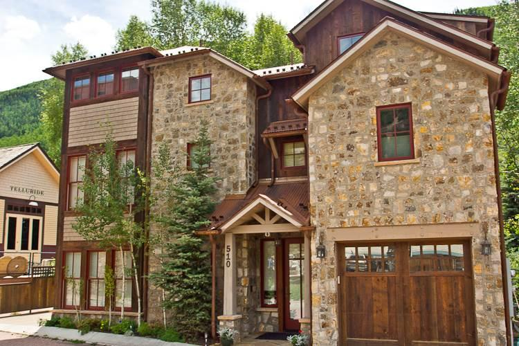 Riverfront Estate 4-Bedroom - Image 1 - Telluride - rentals