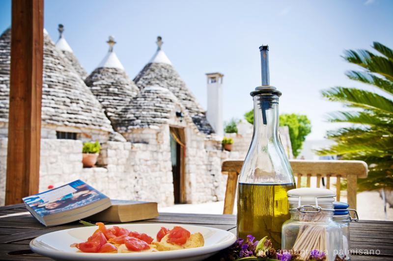 Trulli il Castagno: trullo country house in Puglia - Image 1 - Martina Franca - rentals
