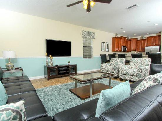 9 Bedroom 5 Bath Champions Gate Home That Sleeps 24. 1432WW - Image 1 - Orlando - rentals