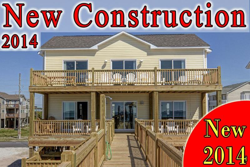 1280 New River Inlet Rd - New River Inlet Rd 1280 - North Topsail Beach - rentals