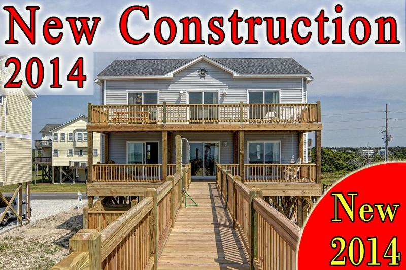 1282 New River Inlet Rd - New River Inlet Rd 1282  Discounts Available- See Description!! - North Topsail Beach - rentals