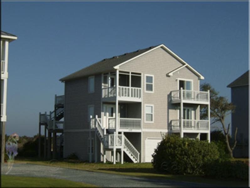 137 Old Village Ln - Old Village Lane 137 Sound View! | Community Pool, Tennis, Private Dock (not - North Topsail Beach - rentals