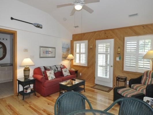 CV3A: Southpoint 3A - One Bedroom Villa - Image 1 - Ocracoke - rentals