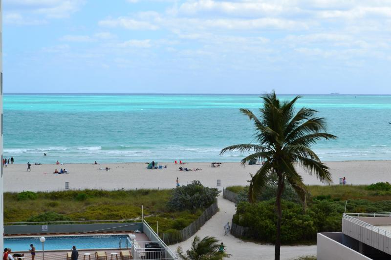 Direct Beach view - Image 1 - Miami Beach - rentals