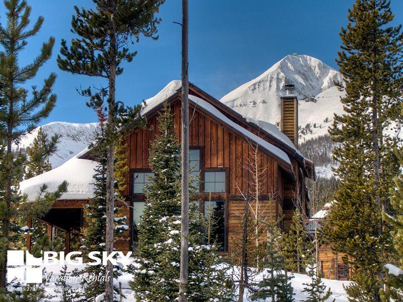 Moosewood Meadows Retreat - Image 1 - Big Sky - rentals
