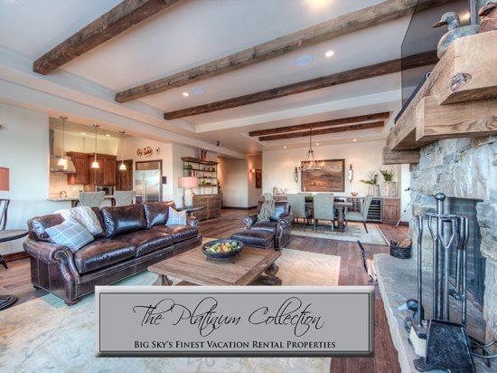 Cowboy Heaven Luxury Suite 7A - Image 1 - Big Sky - rentals