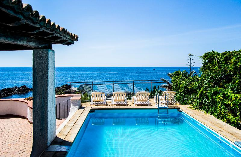 Villa Letizia, villa with private pool and beach - Image 1 - Giardini Naxos - rentals