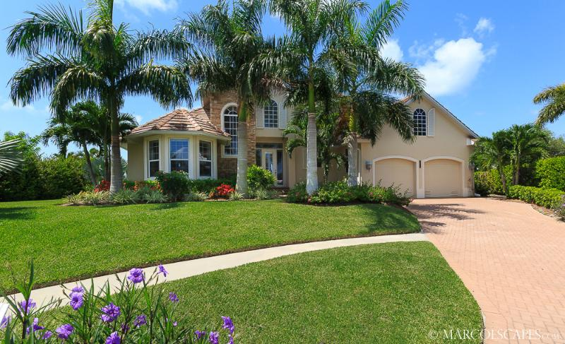 COTTONWOOD - South Exposure, Desirable West Central Island Location ! - Image 1 - Marco Island - rentals