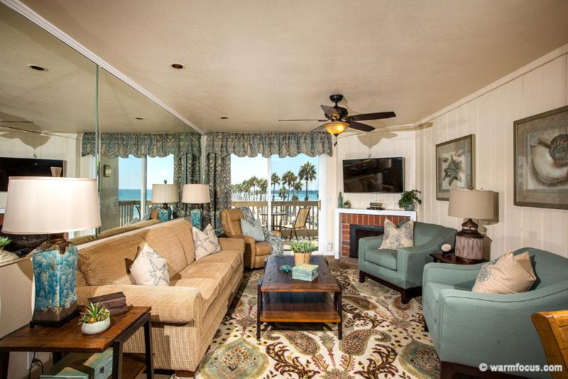 Starfish Villa, your home-away-from home after a day in the surf and sand. - Starfish Villa ~ Astounding Panoramic Ocean Views! - Oceanside - rentals