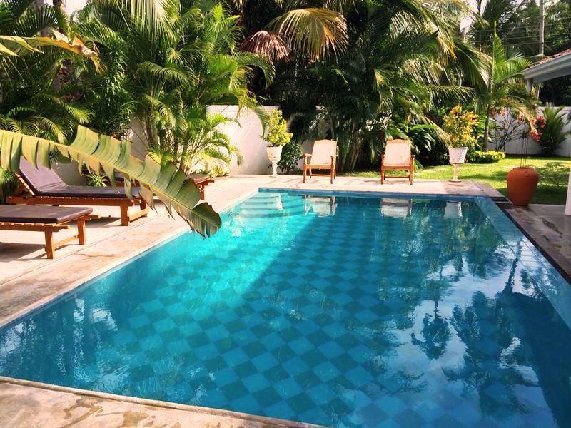 New pool - Villa Tanjuro - Tangalle - rentals
