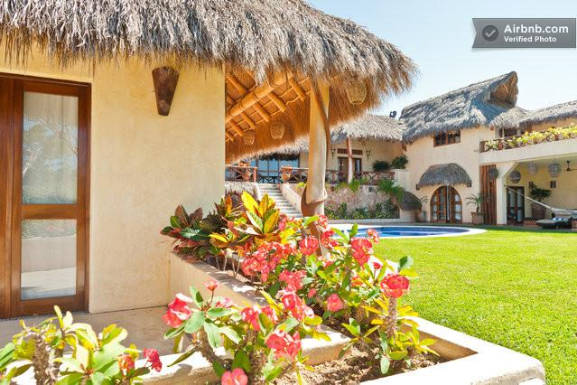 Luxury 6,800 ft Villa Boda, Spectacular Ocean View - Image 1 - San Pancho - rentals