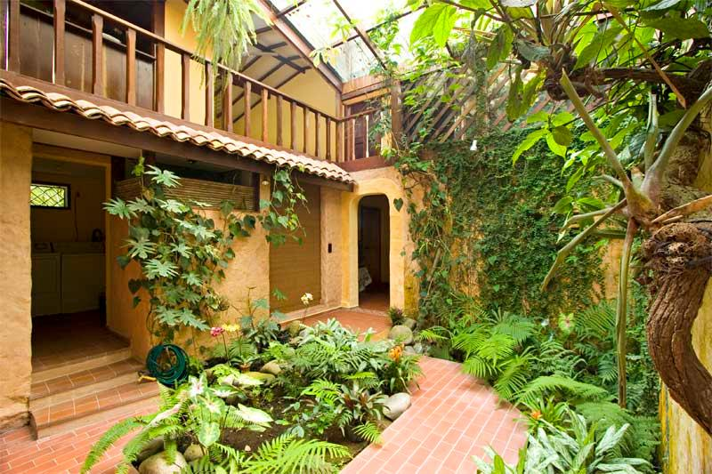 Casa Luz y Sombra 4BR sleeps 8, jungle beach house - Image 1 - Punta Uva - rentals