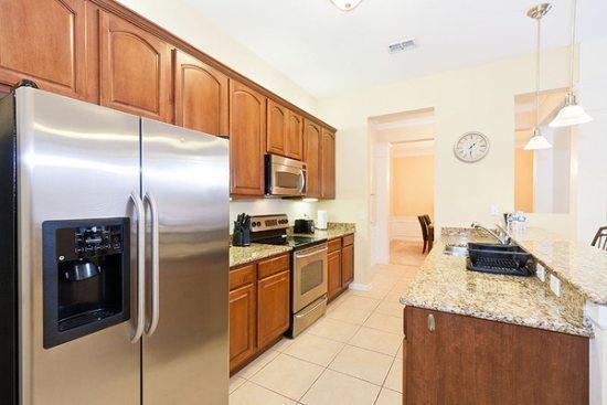 Vista Cay-Orlando-3 Bedroom Luxury Monterey-VC109 - Image 1 - Kissimmee - rentals