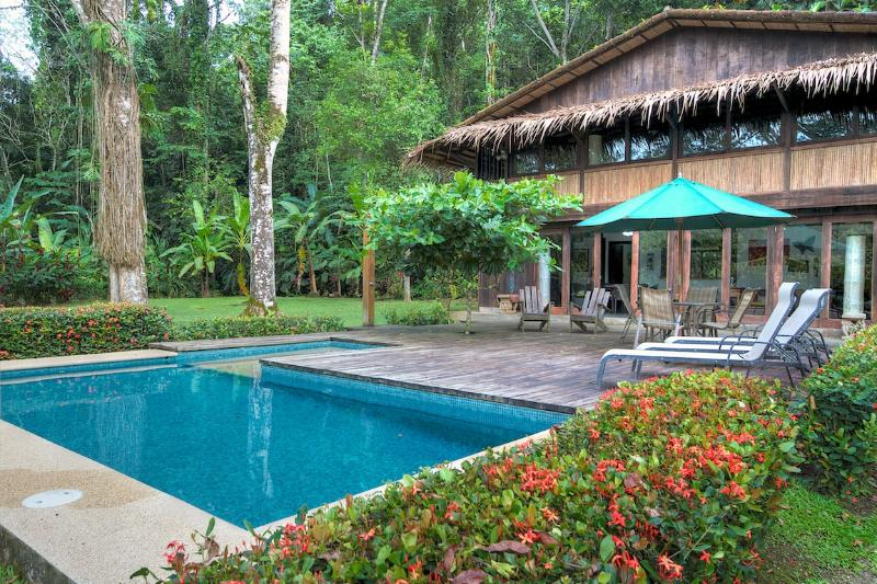 Pool House - Punta Uva Pool House 4BR sleeps 12, next to beach - Punta Uva - rentals