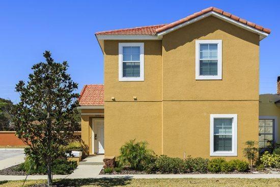 Entrance - Bella Vida-Kissimmee-4 Bedroom Townhome-BLV105 - Kissimmee - rentals