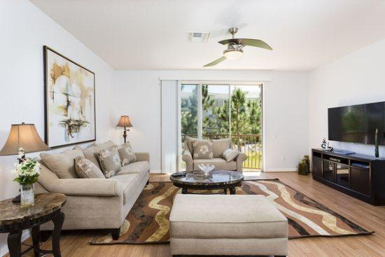 Living Room - Vista Cay-Orlando-3 Bedroom Townhome-VC112 - Orlando - rentals