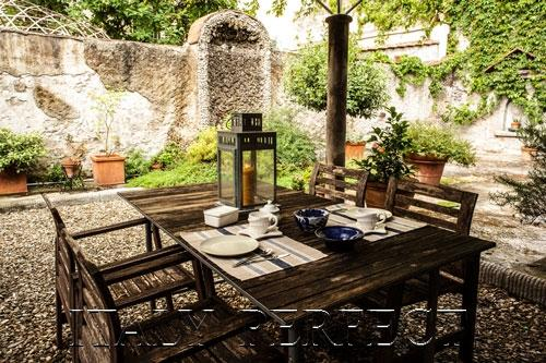 Perfect Secret Garden Apartment Central Florence - Image 1 - Florence - rentals