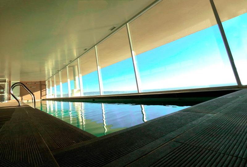 "Piscina temperada - ""Vicnic Suites Ocean""  Amazing apartment overlooking the sea in Reñaca - Vina del Mar - rentals"