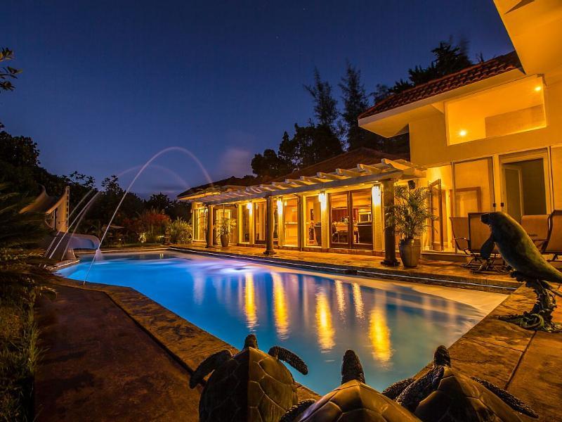 5k Sq Ft Luxury Mansion, Pool w/Slide,Theater,Gym! - Image 1 - Lahaina - rentals