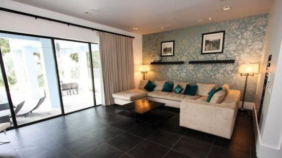 5 Bedroom Unique and Modern Pool Home in Reunion Resort. 889DMC - Image 1 - Orlando - rentals