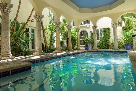 Opulent The Orchid House- South Beach haven with pool, near beach- golf - Image 1 - Miami - rentals