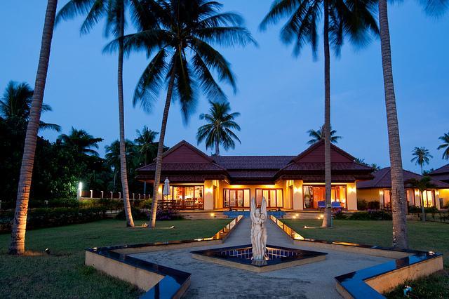 surounding - Krabi Sunset Beachfront Villa Two - Ko Sriboya - rentals