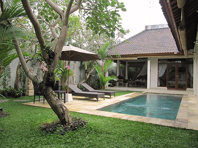 Villa Palm Merah - Stunning new villa, close2 Ubud - Image 1 - Ubud - rentals