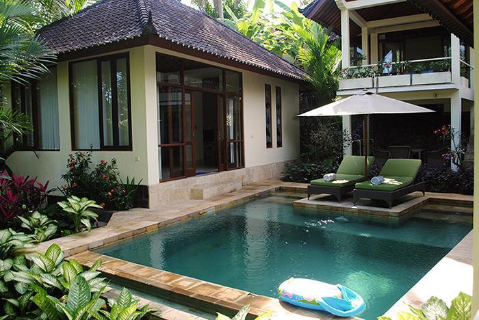 Villa Timpal Timpal - 2 bedroom villa in Ubud - Image 1 - Ubud - rentals