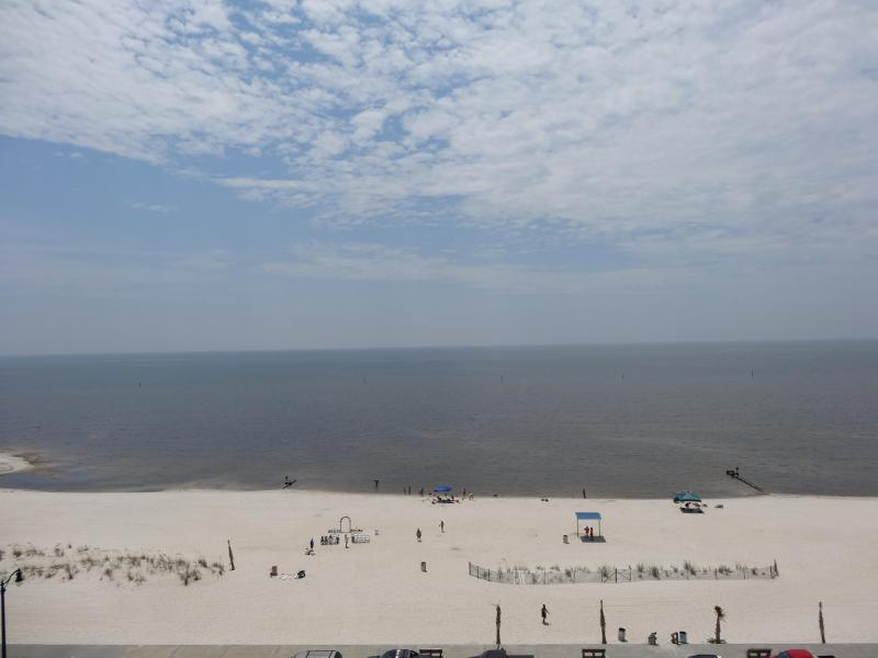 View from balcony - 5 STAR PROPERTY AT SIENNA ON THE COAST ~ 805 - Gulfport - rentals