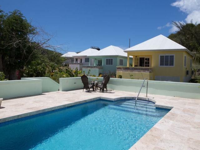 Oleander, Victory Villas No 4, Fryers Beach - Image 1 - Antigua and Barbuda - rentals