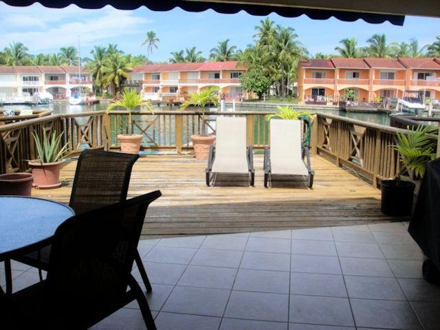 Villa 225A, South Finger, Jolly Harbour - Image 1 - Jolly Harbour - rentals