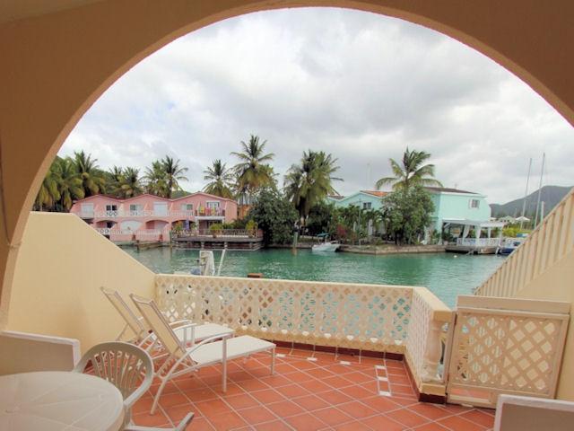 Villa 423E - Image 1 - Jolly Harbour - rentals