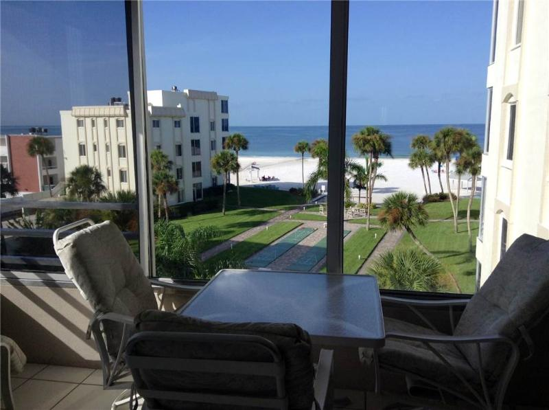 Panoramic views, 2BR at Island House Beach Resort - 16 North - Image 1 - Siesta Key - rentals
