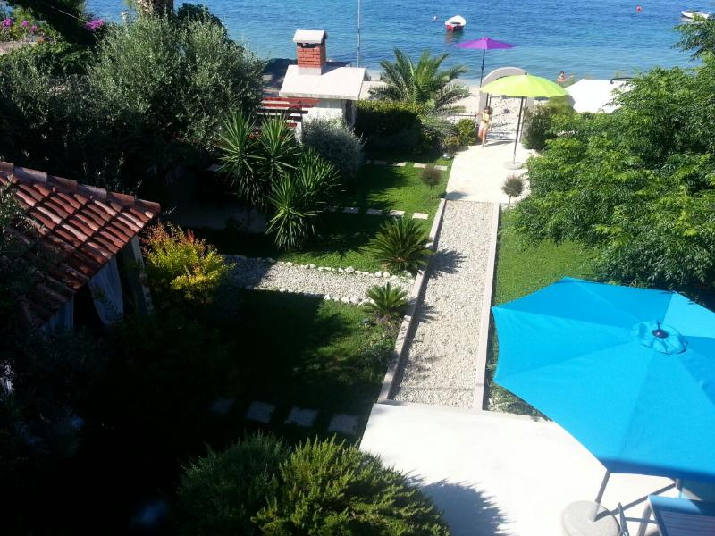 ♡Beach & garden exclusive  Villa near Split♡ - Image 1 - Split - rentals