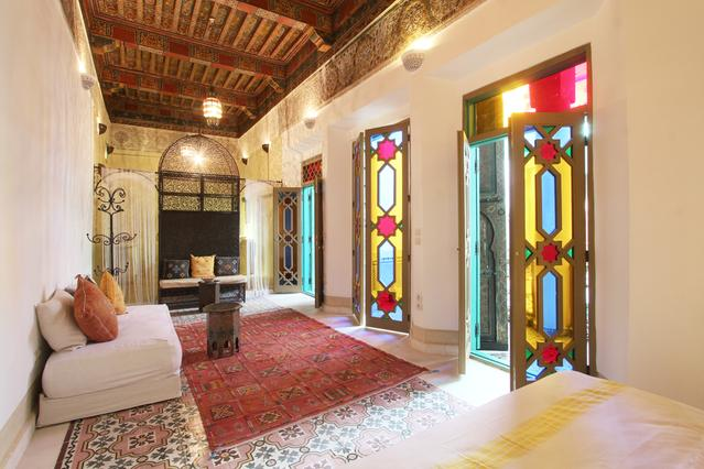 Suite Safran - Riad LakLak - Private Rental - 7 Bedrooms - Marrakech - rentals