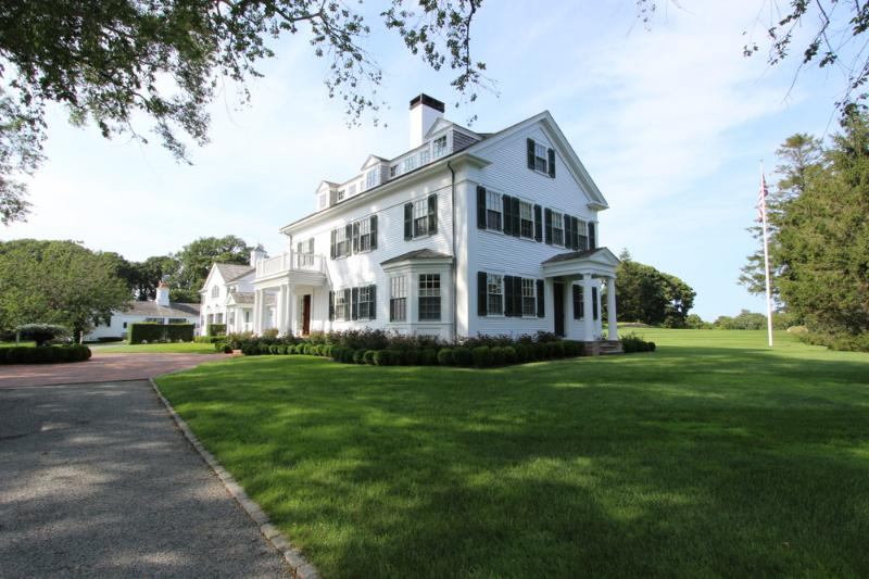 #23 A 1910 Greek Revival Luxury Estate With Pool & Much More - Image 1 - Edgartown - rentals