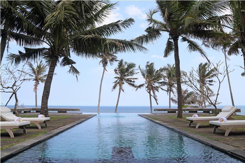 Beachfront view, Villa Lalang - Villa Lalang, Beachfront 4 bedroom, Balian Beach - Tabanan - rentals