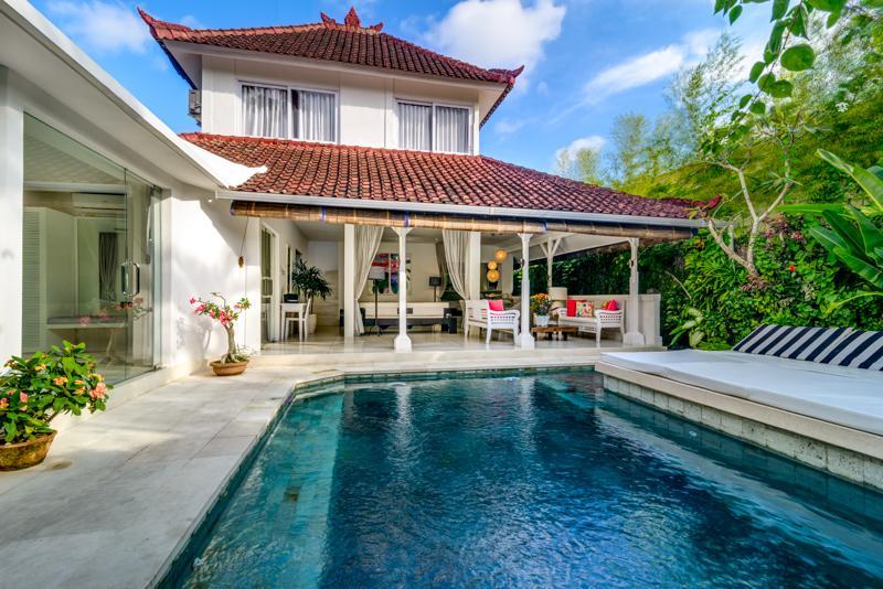 Villa 2 daylight - Villa Esha Drupadi By Bali Villas Rus - Seminyak 2 x 3 bedroom chic villas - Seminyak - rentals