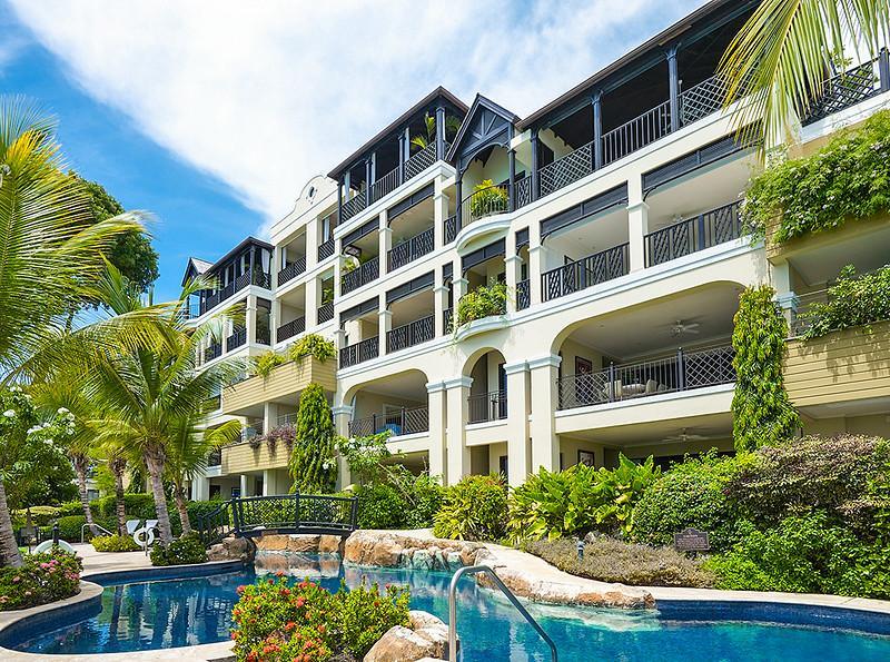 Sandy Cove 201 at St. James, Barbados - Image 1 - Saint James - rentals