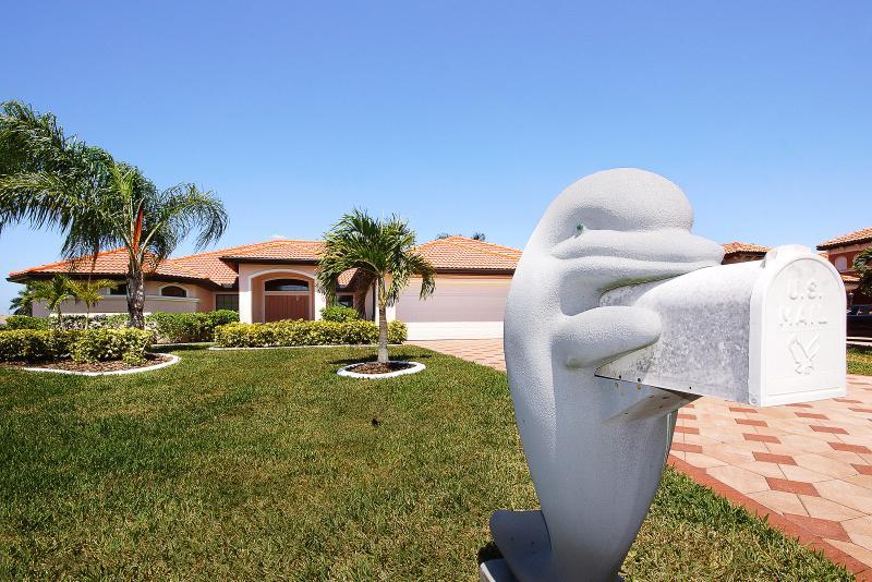 Villa EarlySunset, CapeCoral, Florida - Villa EarlySunset, Gulf access, Pool and Spa, Boat - Cape Coral - rentals