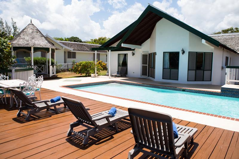 Front view - Sol Mar Villa - Silver Sands - rentals