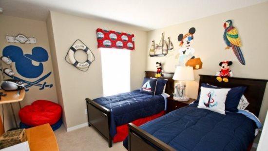 4 Bedroom 3 Bathroom Town Home With Private Pool. 8960COCO - Image 1 - Orlando - rentals