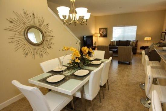 5 Bedroom 4 Bathroom Town Home With a Private Pool. 3041BPA - Image 1 - Orlando - rentals