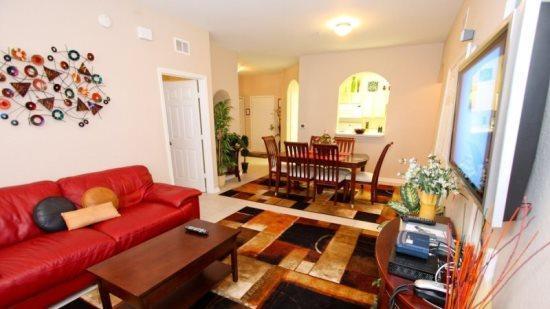 Penthouse 3 Bedroom 2 Bathroom Condo In Windsor Hills. 2784AL-404 - Image 1 - Orlando - rentals