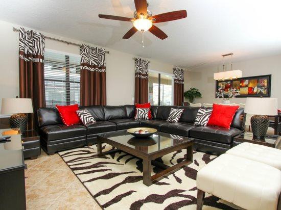 7 Bed 5 Bath Pool Home Located In The Prestigious ChampionsGate Resort. 9101ECL - Image 1 - Orlando - rentals