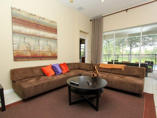 Newly Decorated 5 Bedroom Pool Home Located In Windsor Hills. 7737CS - Image 1 - Orlando - rentals