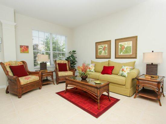 6 Bedroom 4 Bath Villa Has Everything You'll Need For Your Next Vacation. 2505AB - Image 1 - Orlando - rentals