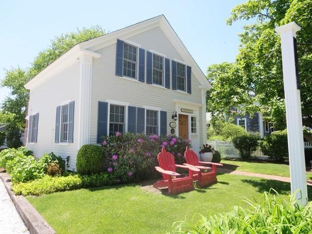 In the Heart of Chatham! - 415 Main Street Chatham Cape Cod New England Vacation Rentals - 415 Main Street Chatham Cape Cod - Mis Behavin' - Chatham - rentals