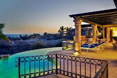 Ocean view Villa Gracia- near beach, infinity pool & ensuite pool- jacuzzi - Image 1 - Cabo San Lucas - rentals
